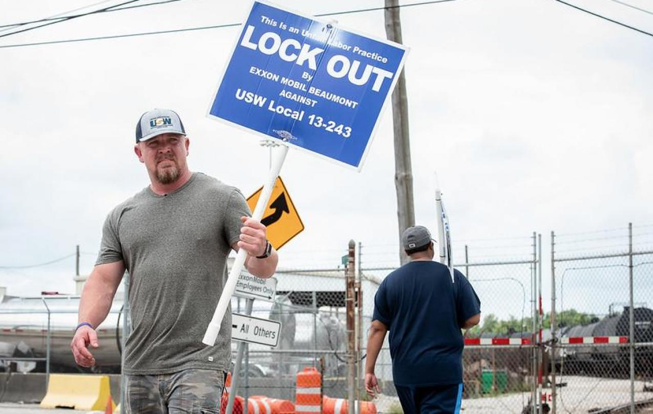 End the Lockout