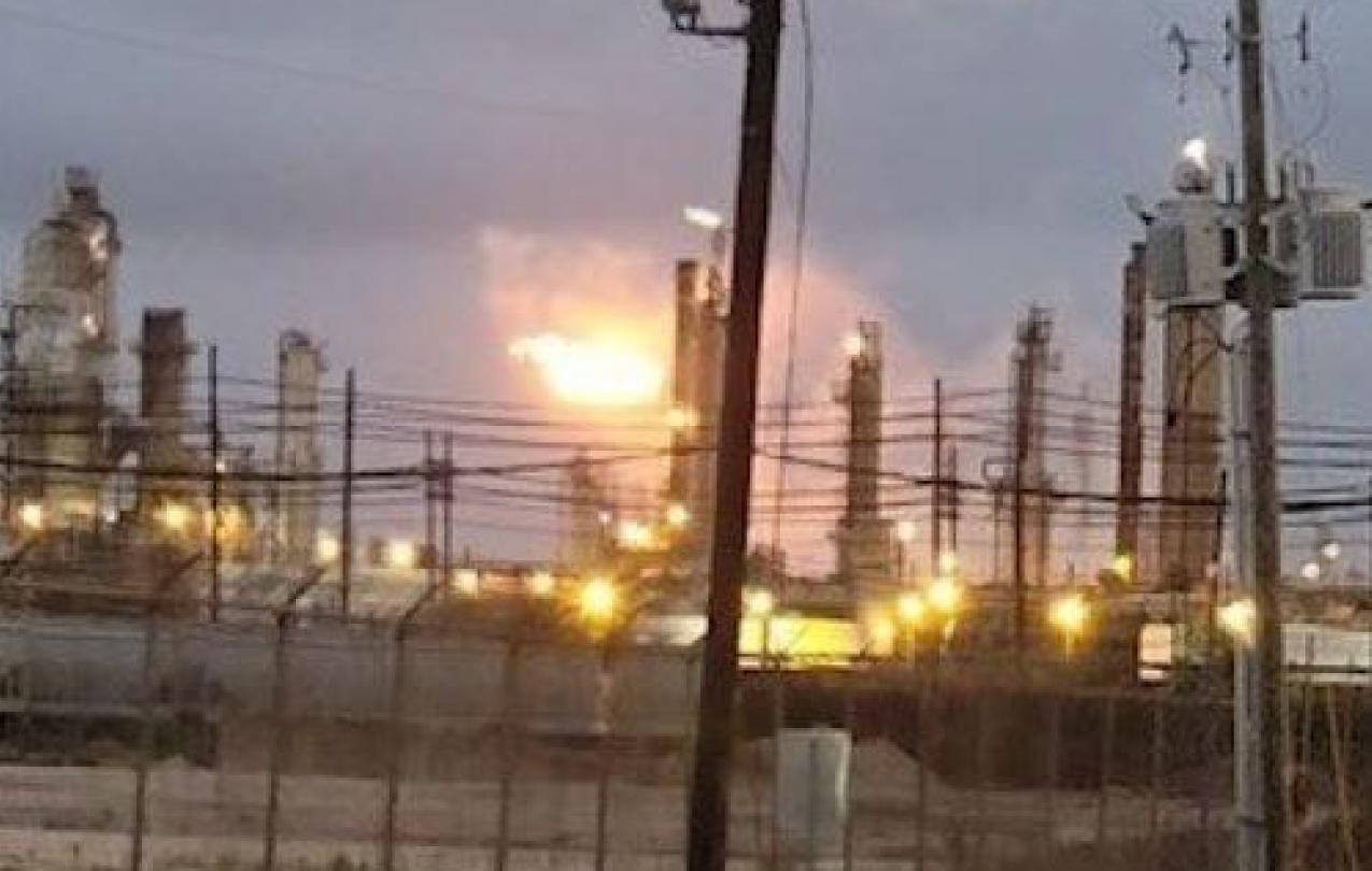 ExxonMobil Endangers Community